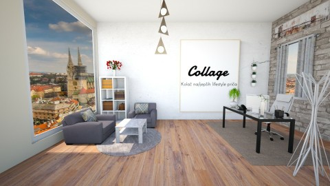 Collagehr Office - Office - by DesignByBejay