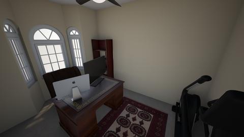 office 1 - Office - by arkari2731