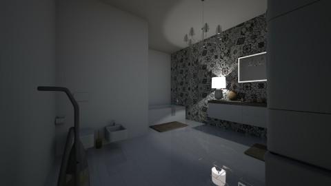 Bathroom - by CuteaqneZ