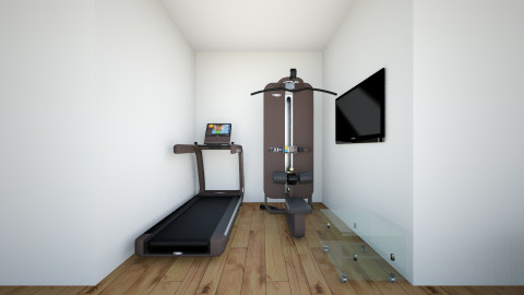 dream room - Bedroom - by isis davis