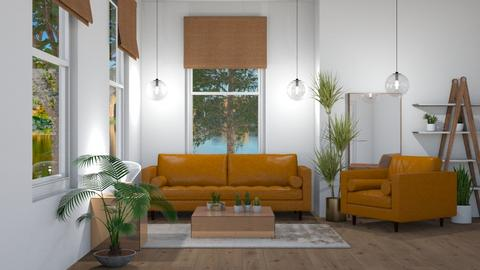 Sanseviera - Living room - by Laurika