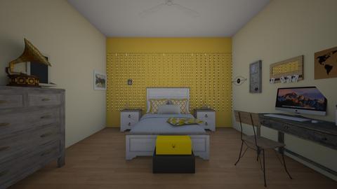 Joys Room - Bedroom - by Jayox0808080
