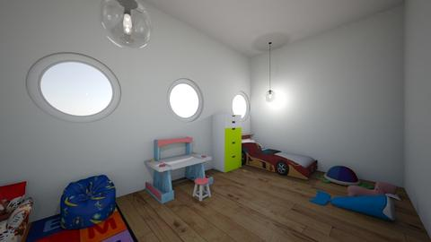 alecs room - Kids room - by aliienxs