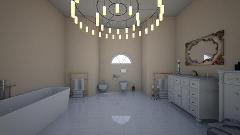 bathroom casual - Bathroom - by Francescalucarelli