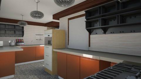 A Kitchen C - by saniya123