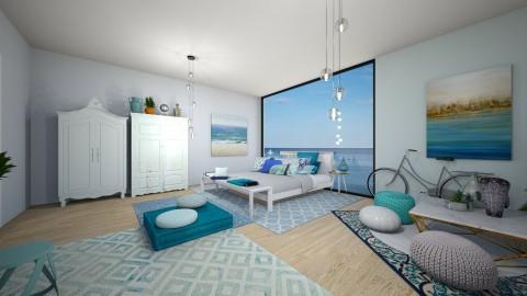 Mediteran - Global - Bedroom - by tena9