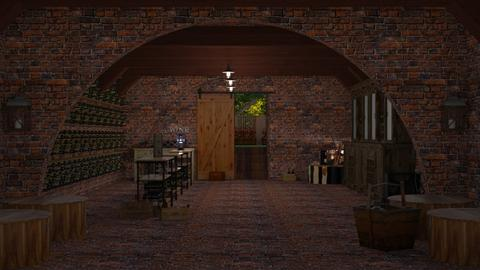 wine cellar - by antonia_b