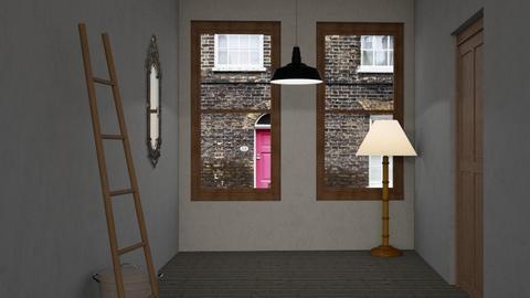 BEFORE - Minimal - Bedroom - by HenkRetro1960