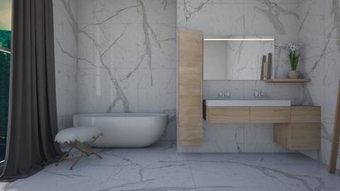 wetr - Bathroom - by Dodu