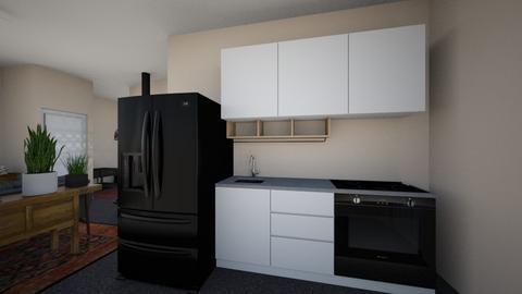 Living room new apartment - Living room - by RANDIGILES