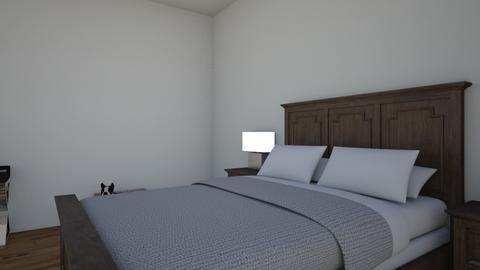 Sean design room - Bedroom - by senewby