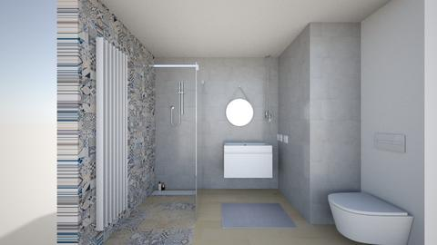 pkkk - Bathroom - by klaudiastasiak01
