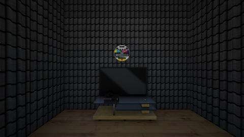 studio - Modern - Office - by xspeed_13279