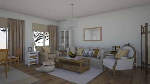 design10 - Living room - by lkem12345