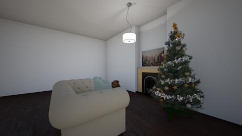christmas time - Classic - Living room - by helloimYOLOgirl