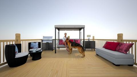 patio home 4 - by Reedphia