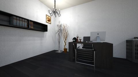 tnt - Rustic - Office - by vionna