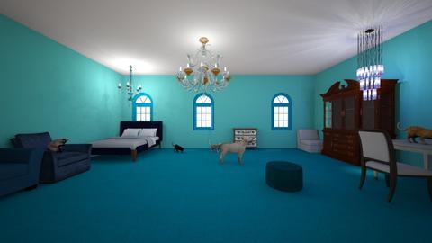 Dream Bedroom - Bedroom - by BlueCrystal