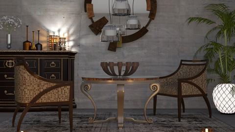 M_Mirror - Living room - by milyca8