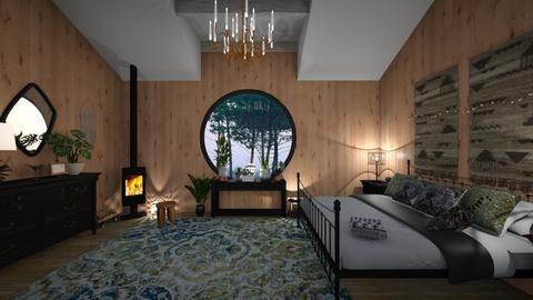 ghjkliu - Bedroom - by Evelyn1981