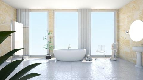 Luxury Bathroom - by roosbarmentlo