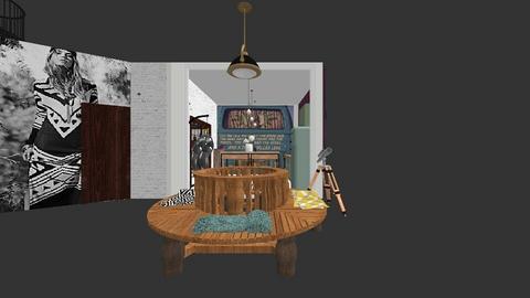 trialS - Living room - by Silvia Pompieru