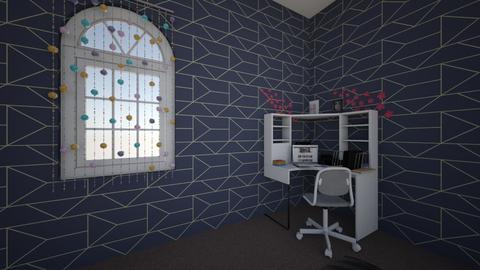 kids room 101 - Modern - Kids room - by luhstephanie