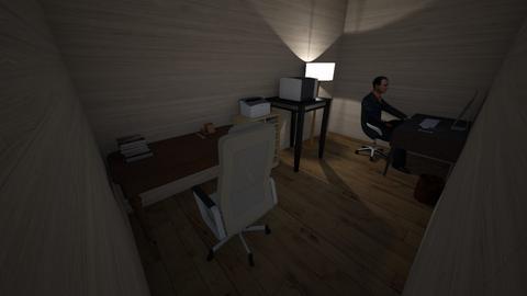 Office - Modern - Office - by saltyfries27