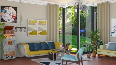 Summer_Momento_Zoom2 - Living room - by ayudewi382