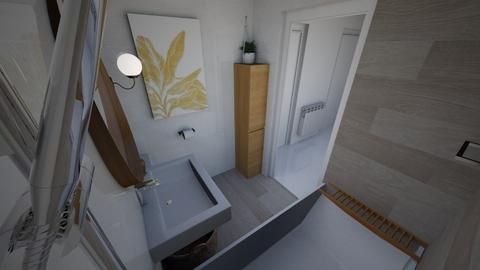 Kut lg - Bathroom - by Dinamo1234