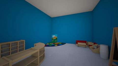 Play room for toddlers - Kids room - by Savage_Unicorn0307