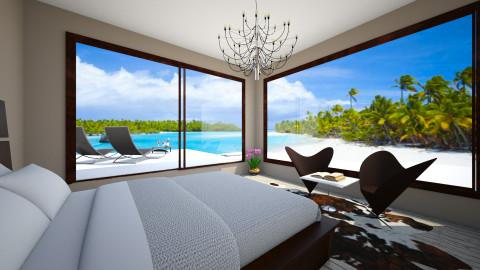 Dream - Bedroom - by Valentina Cremonini