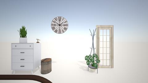 Minimalist Bedroom - Vintage - Bedroom - by fadilanurfi