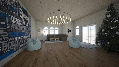 Living Room  - Glamour - Living room - by Florinda