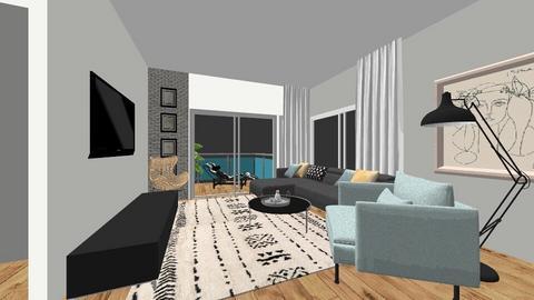 2690 STORAGE - Modern - Living room - by anatklin