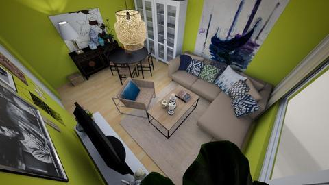Pokoj inny kolor 6 - Living room - by donnamaddalena