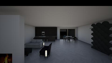 juli casa - Living room - by paulagandolfi