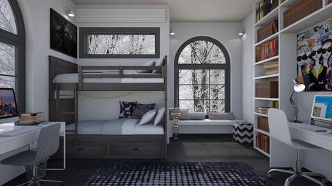 12 - Kids room - by Senlisa