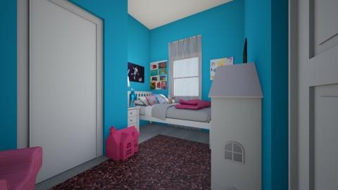 room - Kids room - by karinlonza