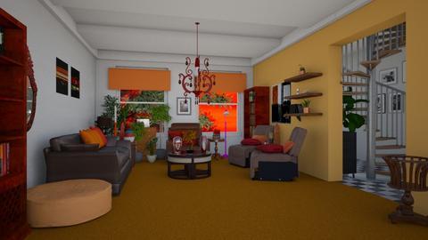Living Room  - Living room - by kristenaK