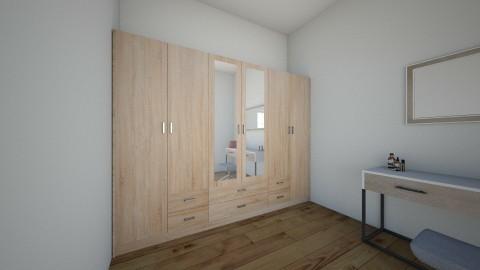 Master closet - by sararosieposie