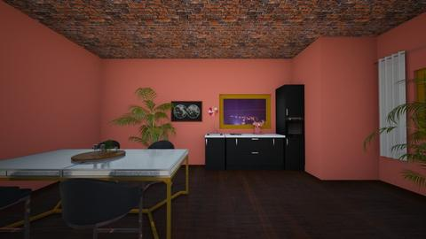 project kitchen_dine - Modern - Kitchen - by PipPipJangles