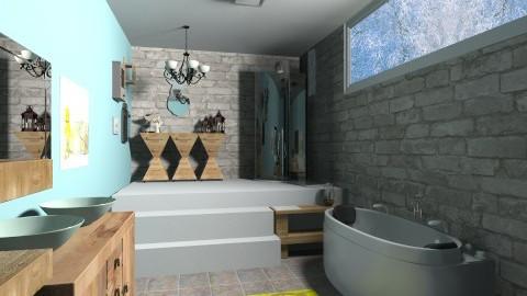 master bath - Bathroom - by crobinson325
