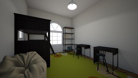 Unfinished kids room - Kids room - by Jojo Bear