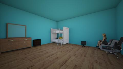 Galilea Gonzalez Vergara - Bedroom - by alumnes