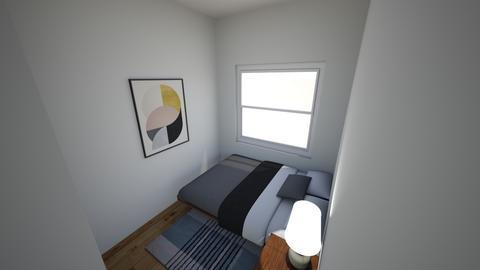 3rd bedroom wide - Bedroom - by rrl17