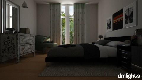 Bedroom 04 - Minimal - Bedroom - by DMLights-user-1334755