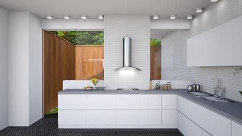 kitchen  - Kitchen - by clairelist07