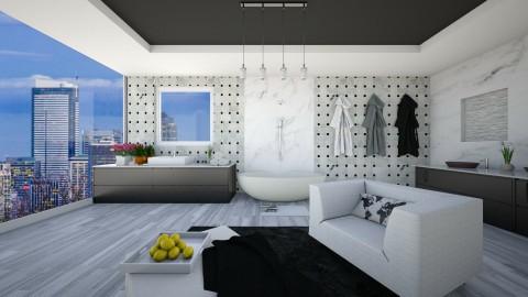 Luxury Bath - Modern - Bathroom - by bgref