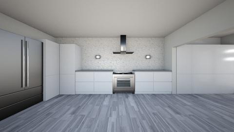 Helen Trent - Kitchen - by rickglassinteriors